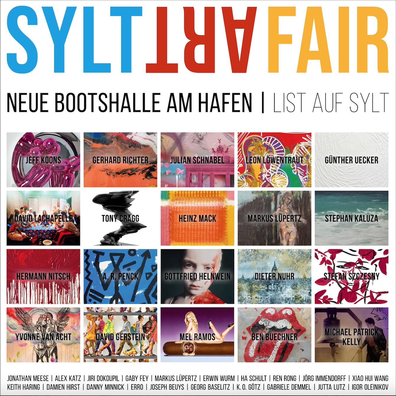 2. Sylt Art Fair ab 23. Mai geöffnet